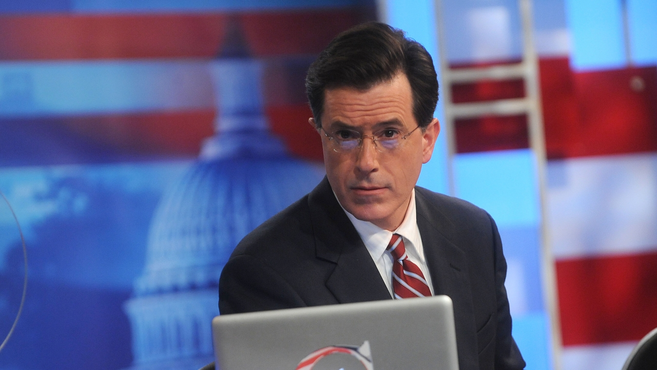 5 Money Lessons from Stephen Colbert