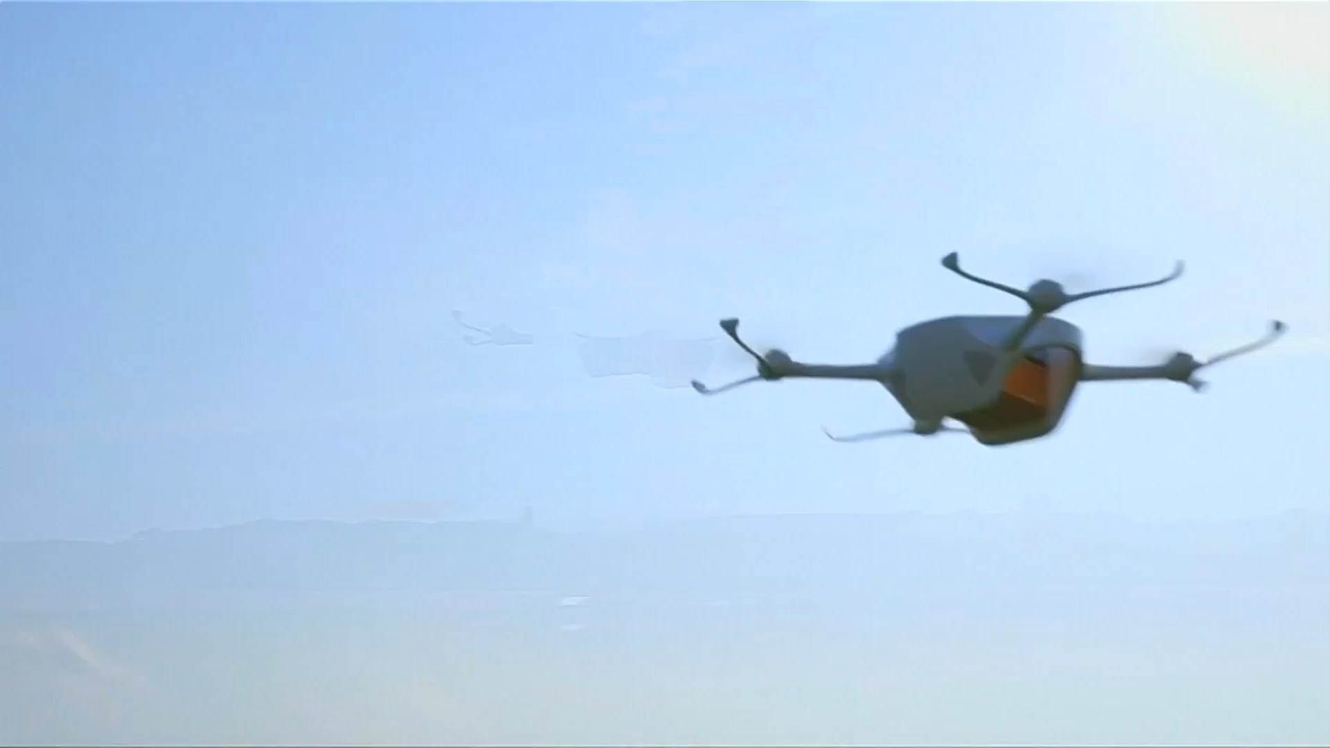 Swiss Post Tests Delivery Drones