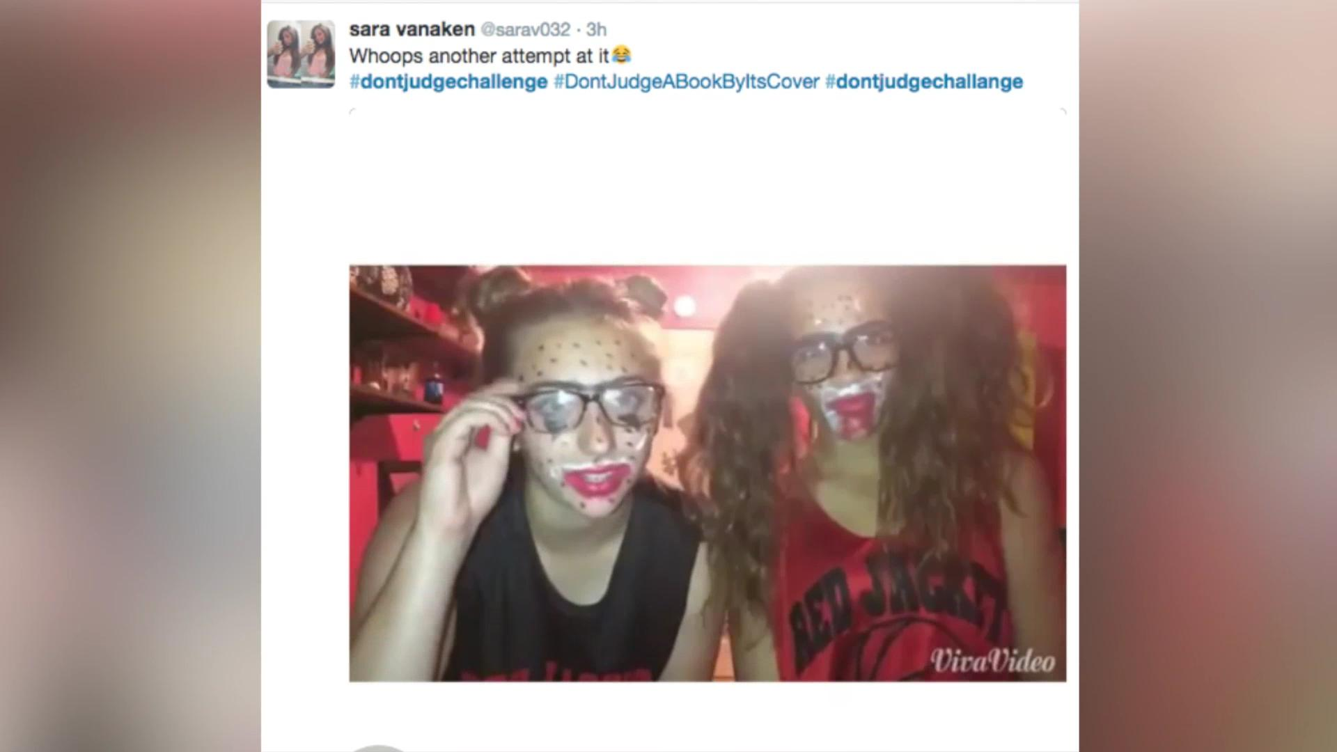 Young People Get Ugly on Instagram for 'Don't Judge Challenge'