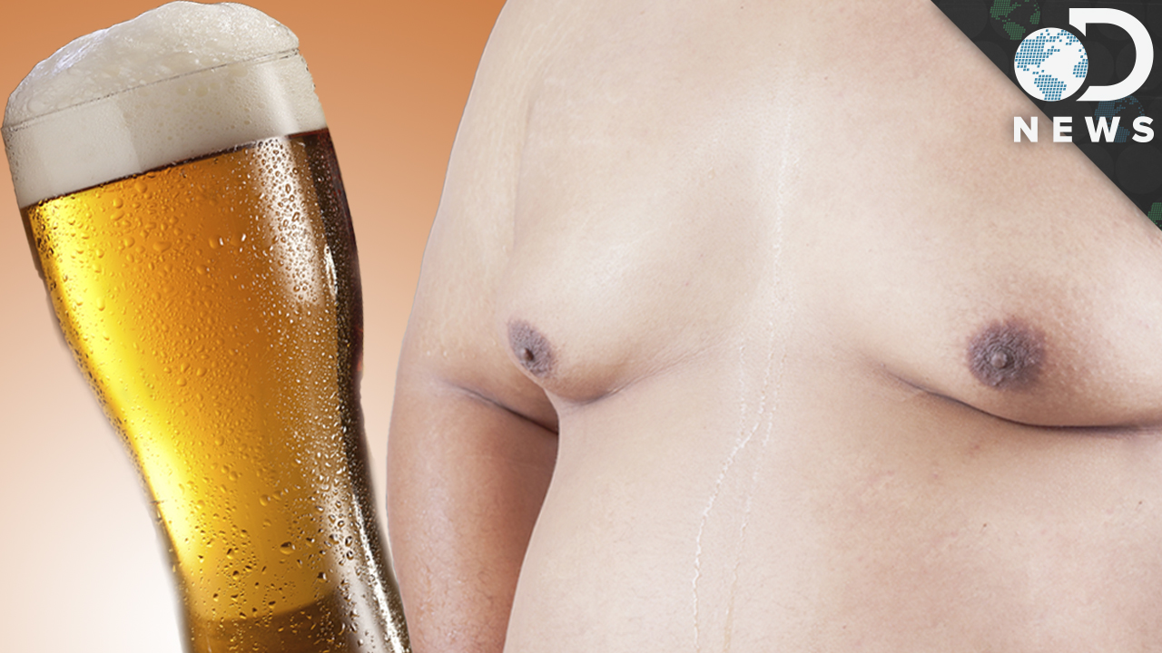 Are IPAs Giving You Manboobs?