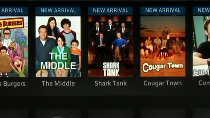Comcast Takes on Dish and Amazon With Online TV Streaming Service