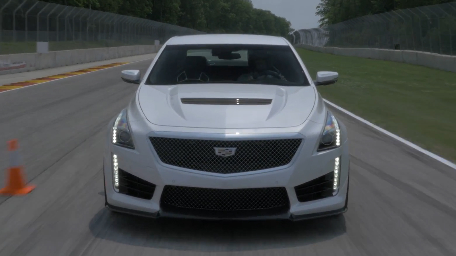 2016 Cadillac CTS-V | First Drive