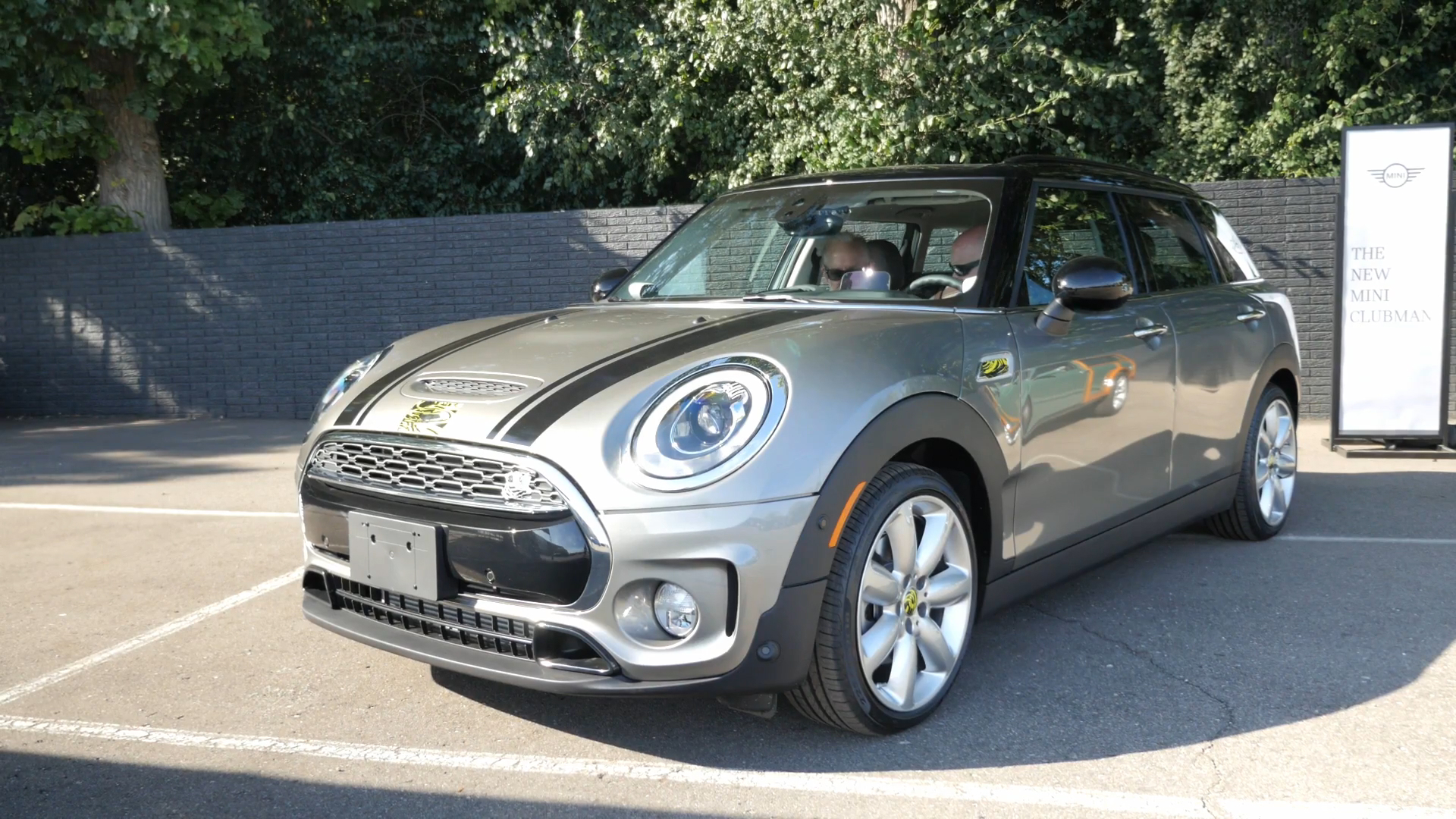 2016 Mini Clubman Hands On