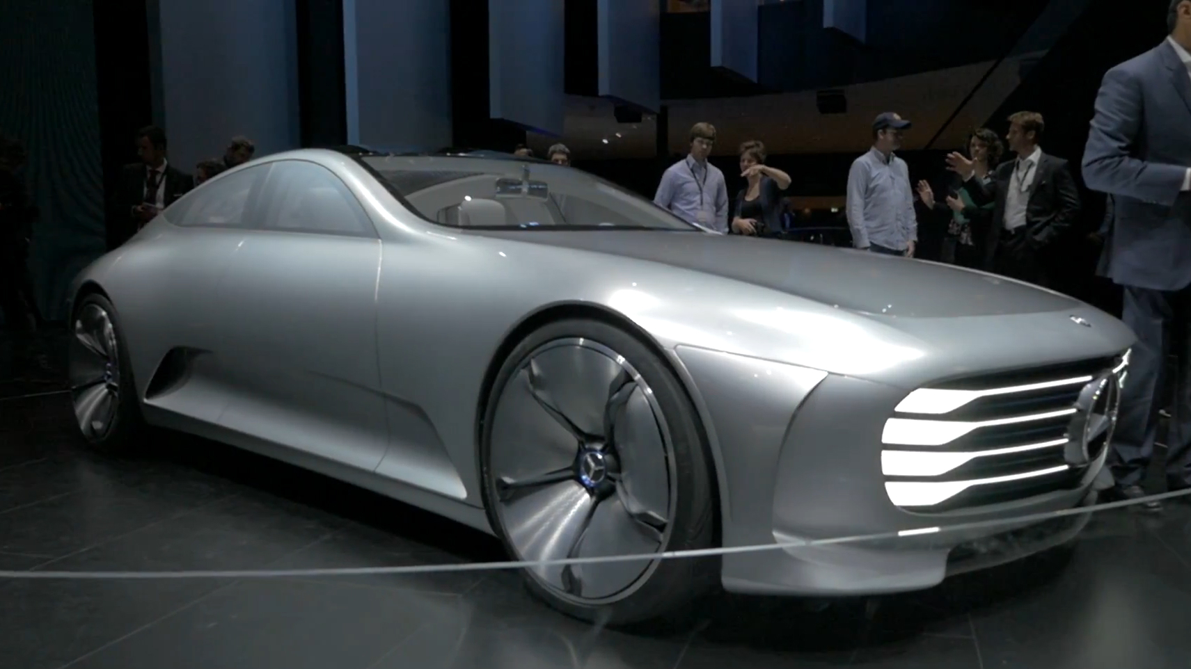 the vision mercedes-maybach 6 is pure electric excess - autoblog
