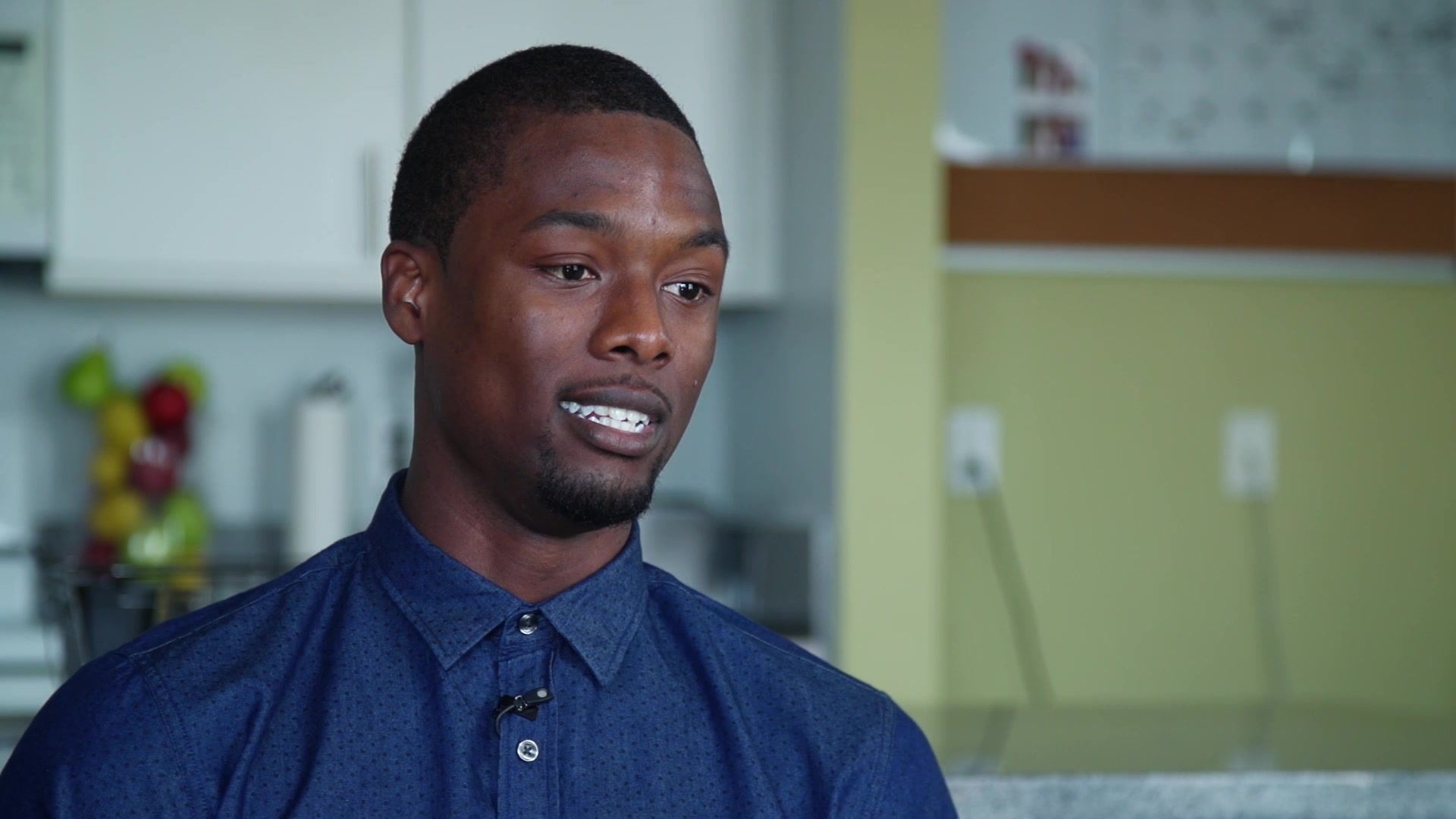 Golden State Warrior Harrison Barnes Talks Tech