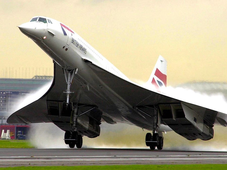 3 Fast & Furious Facts About the Concorde