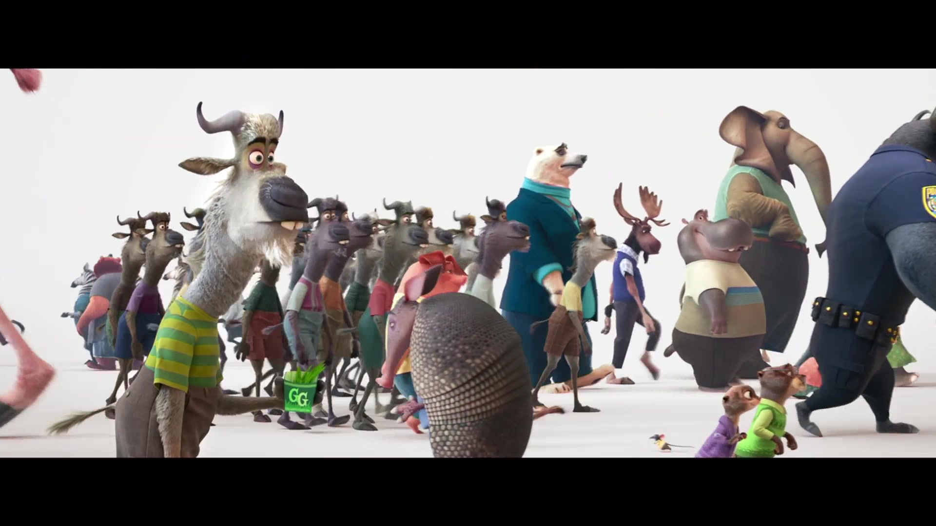 Zootopia- Trailer No. 1