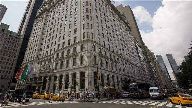 The Plaza Hotel: A Brief History