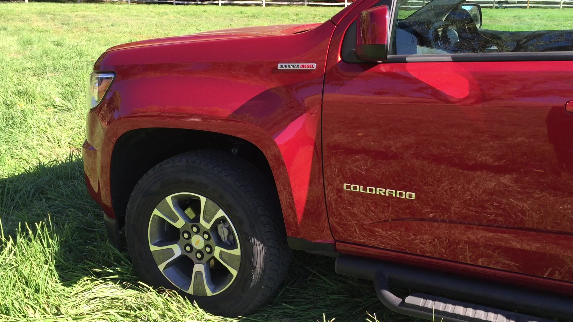 2016 Chevrolet Colorado Diesel Quietness | Autoblog Short Cuts