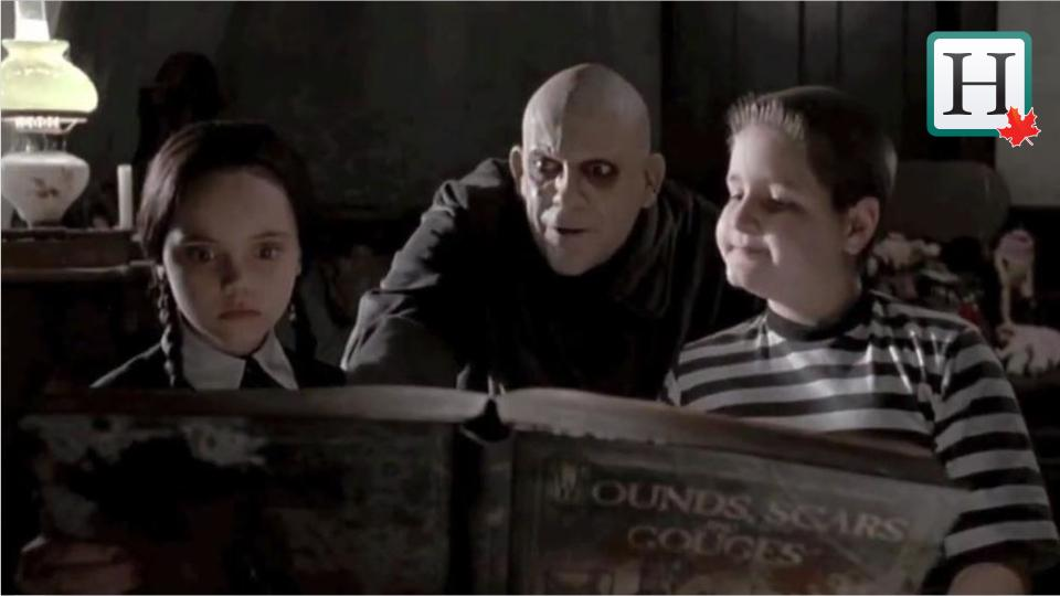 Where 'The Addams Family' Cast Is Now