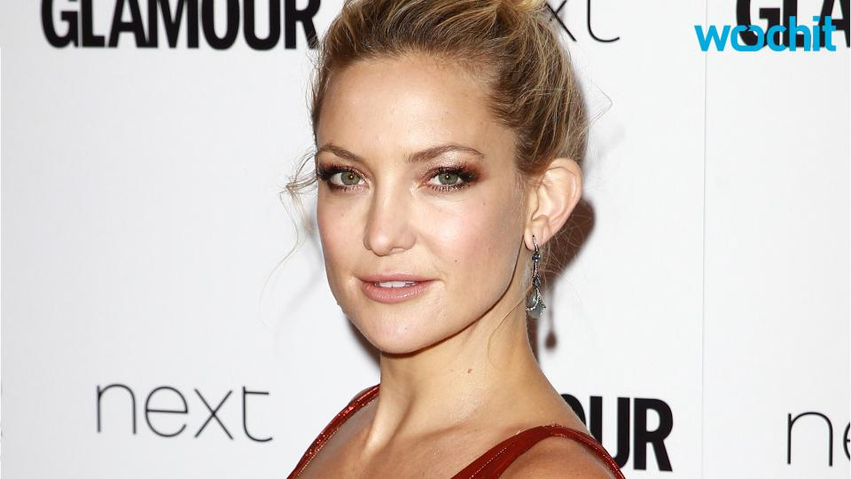 Kate Hudson Shows Off Fabletics Underwear on Instagram