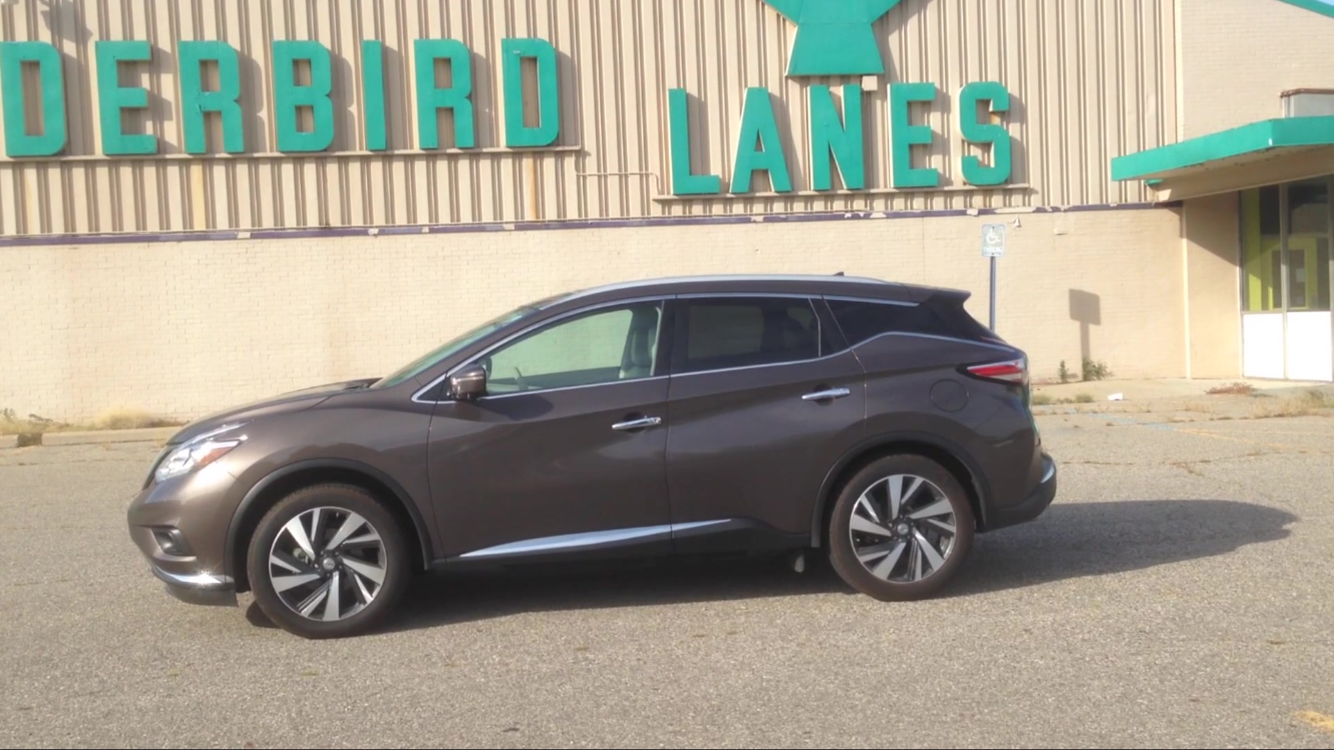 2015 Nissan Murano | Daily Driver