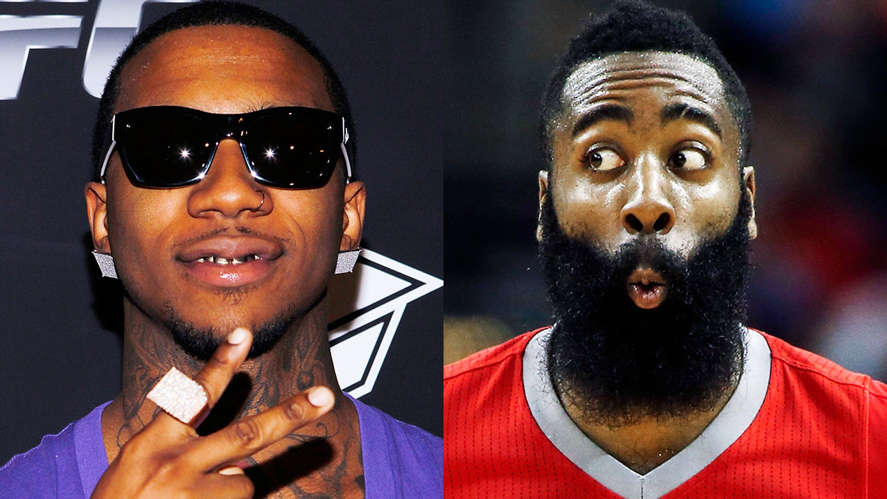 "James Harden's ""Curse"" Is Back According to Lil B"