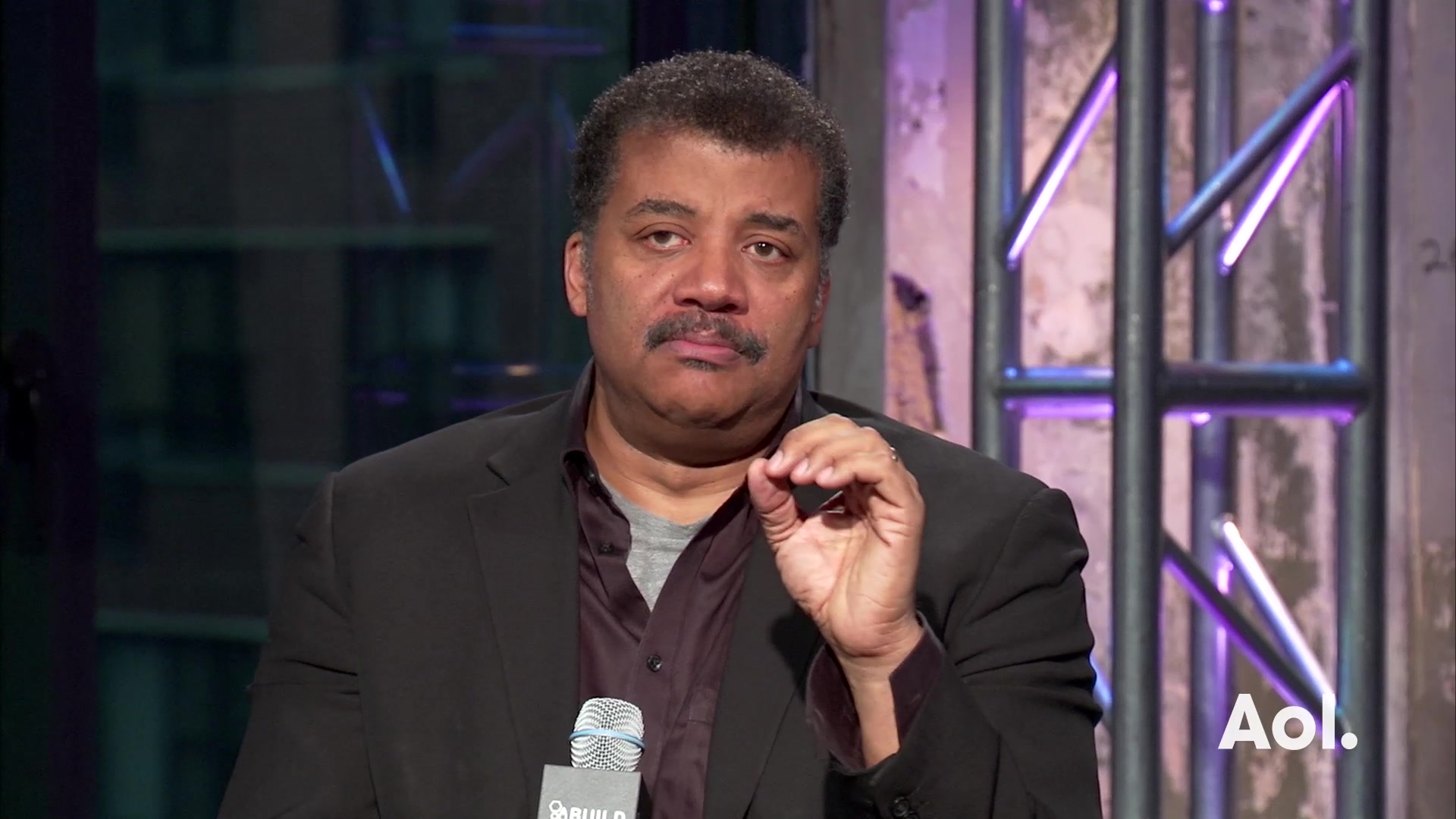 "Neil DeGrasse Tyson on ""StarTalk"""