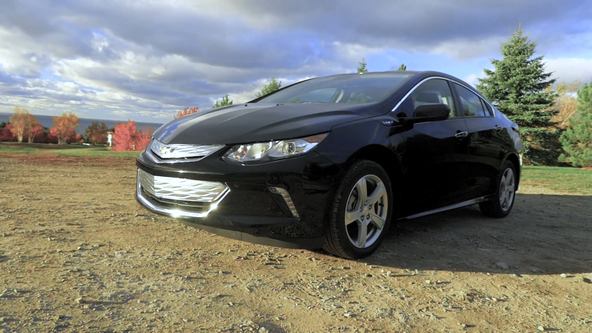 2016 Chevrolet Volt | Beauty-Roll
