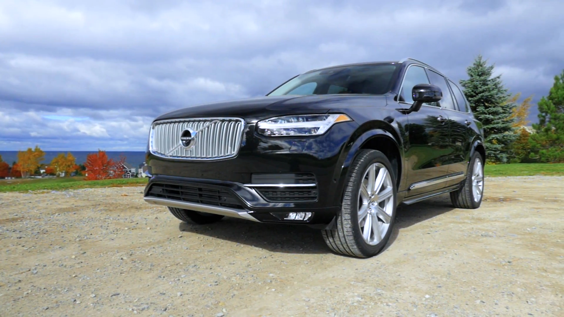 2016 Volvo XC90 | Beauty-Roll