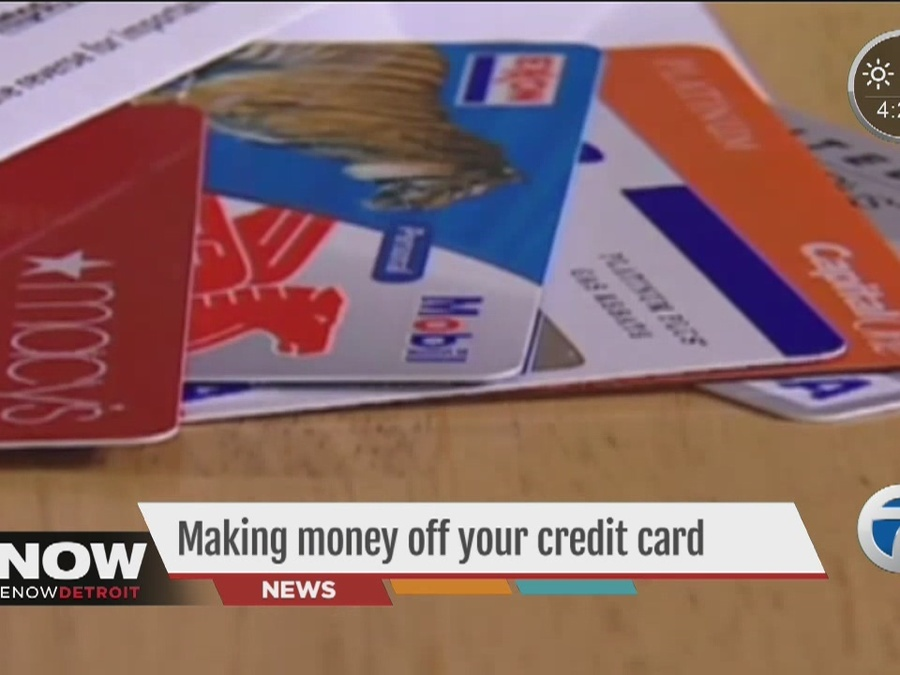 Making Money Off of Your Credit Card