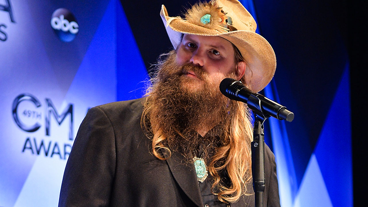Chris Stapleton Topped Luke Bryan and Stole the CMA Awards