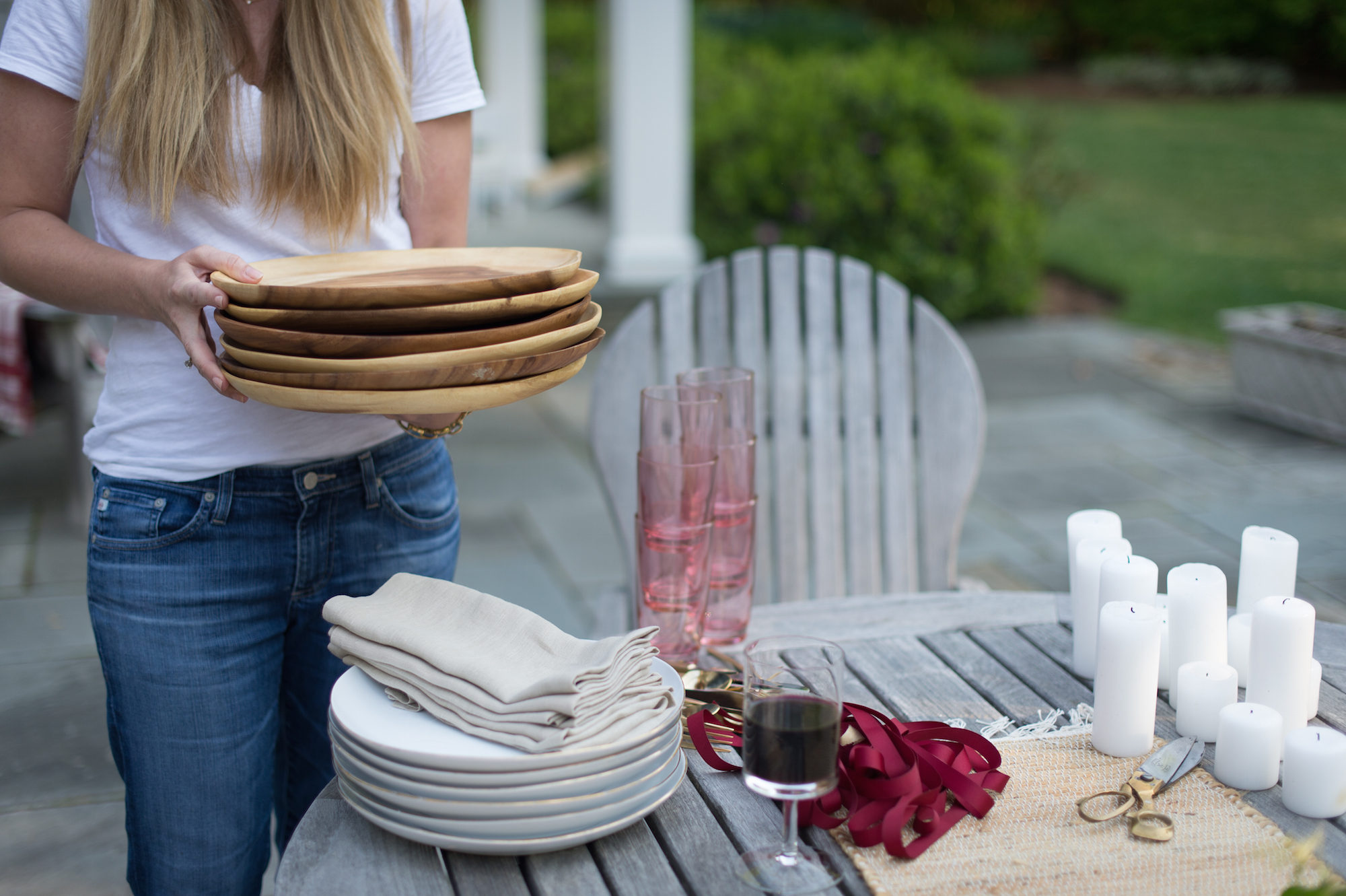 Outdoor Entertaining 101