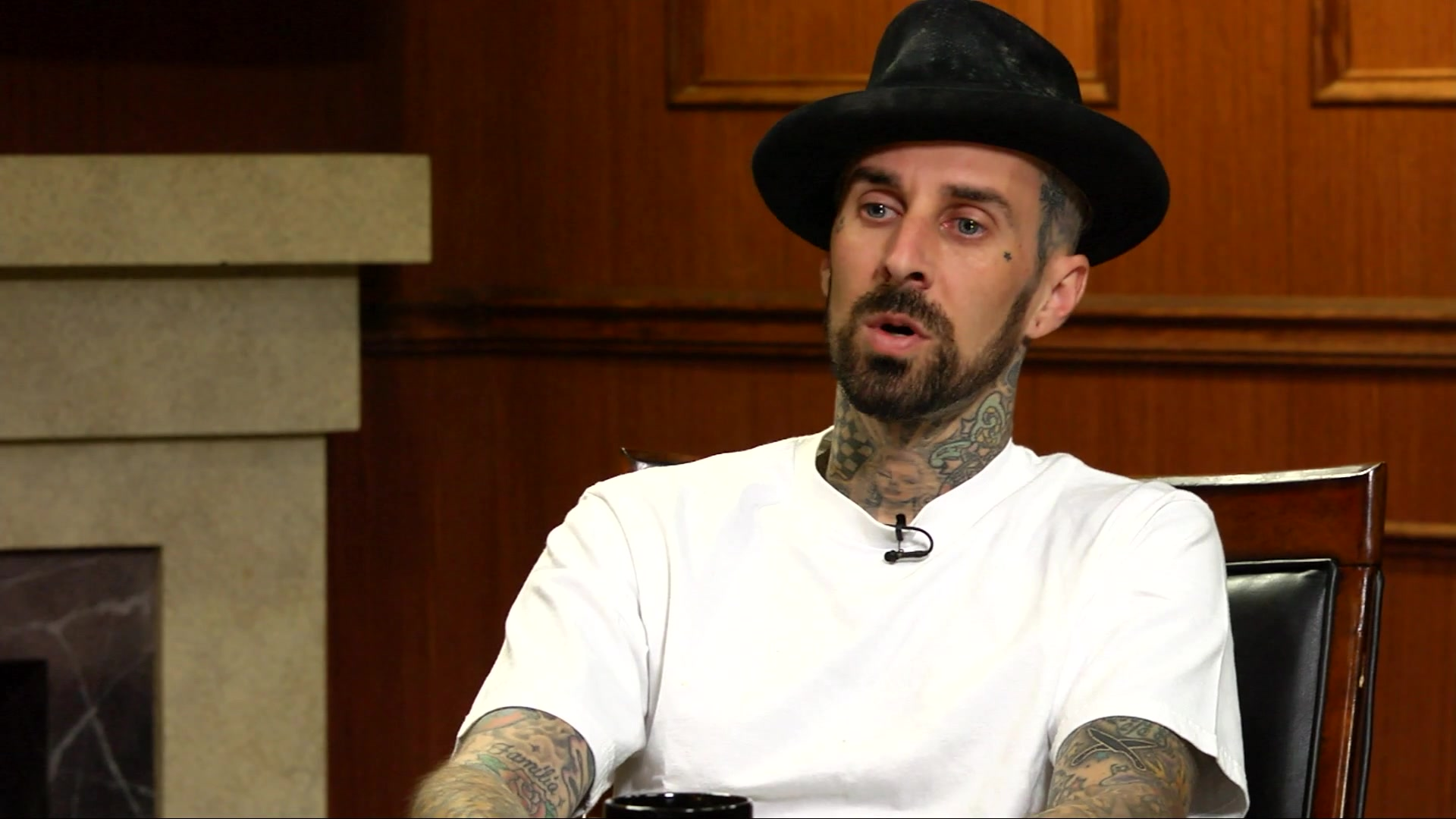 Travis Barker On Tom DeLonge and The Future Of Blink-182