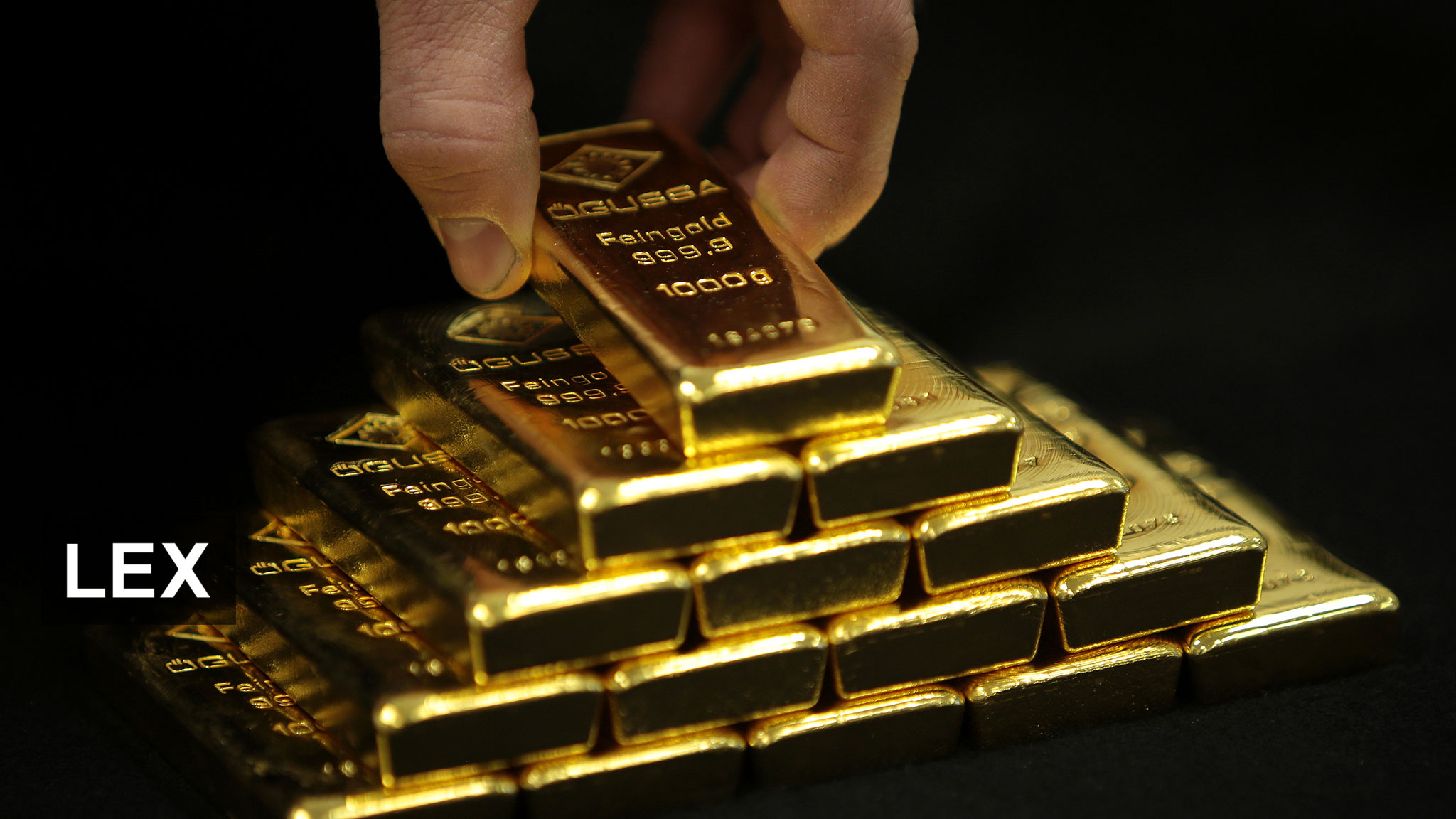 Gold Retains Its Sheen