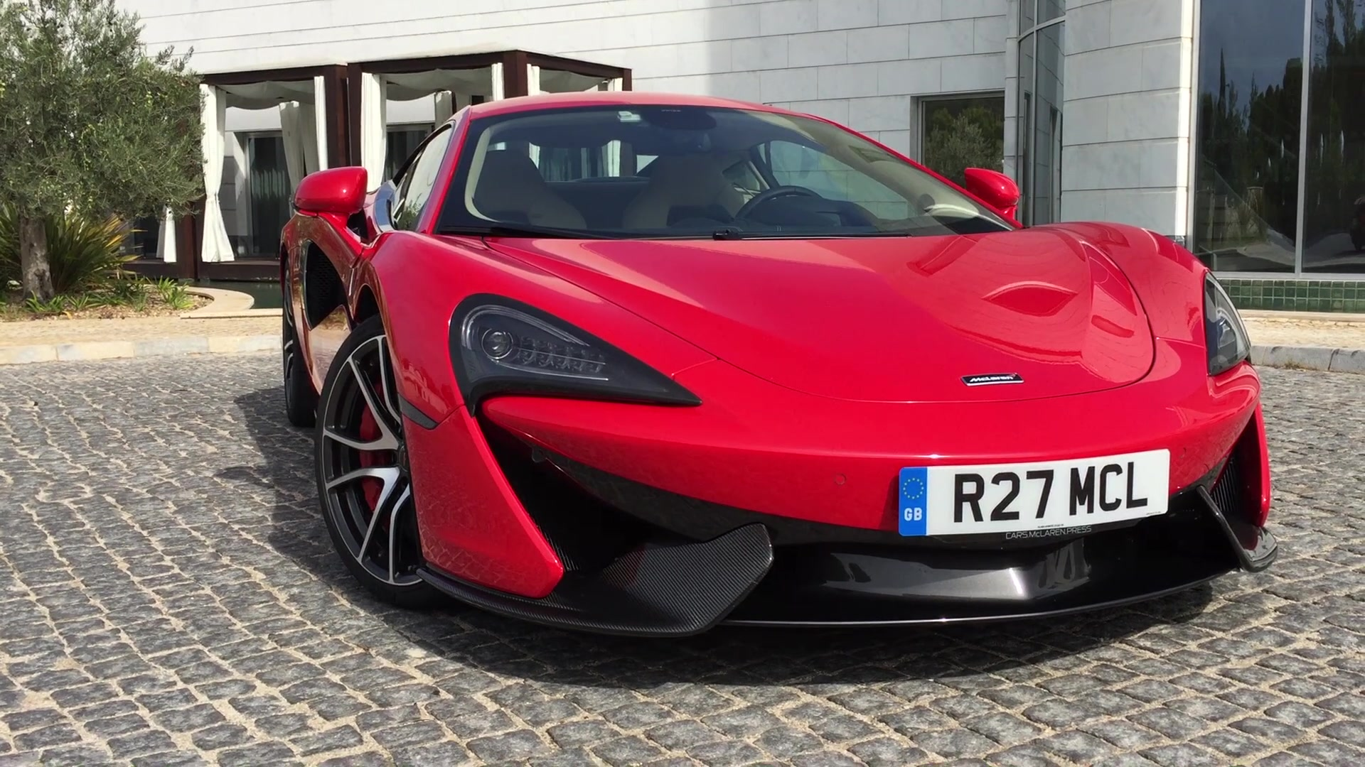 2016 McLaren 570S Coupe | Daily Driver