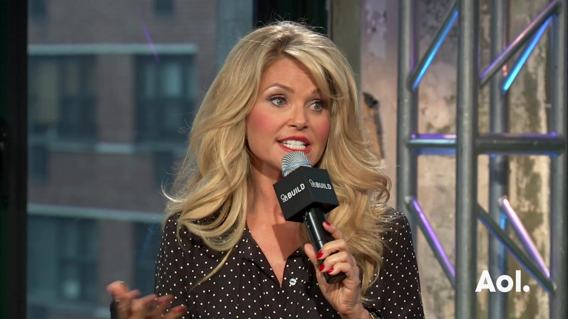 Christie Brinkley On Her Authentic Skincare Line