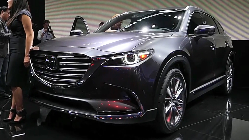 2017 Mazda CX-9 | LAAS 2015 | Beauty-Roll