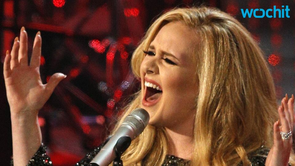 Adele's Hit Single 'Hello' Can Squash Any Family Feud