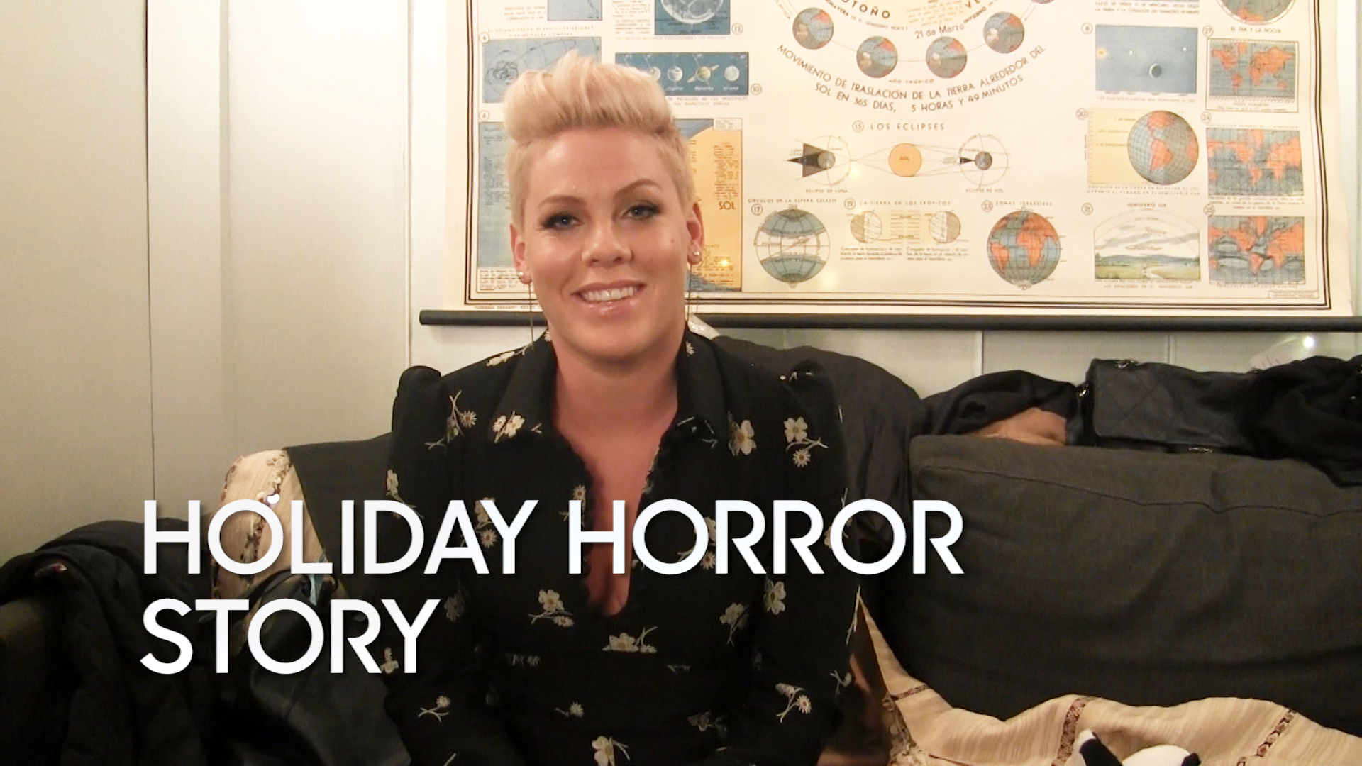 Holiday Horror Story: P!Nk