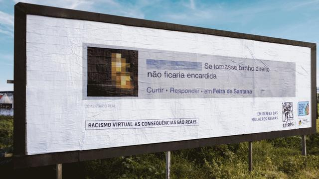 Billboards With Racist Facebook Comments Go Up By Posters' Homes