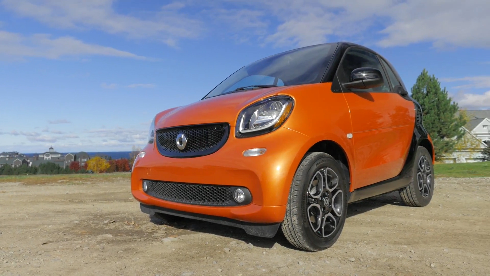 2016 Smart ForTwo | Beauty-Roll