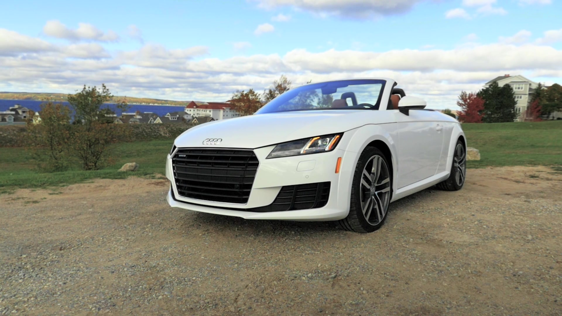 2016 Audi TT Virtual Cockpit Demo | Autoblog Tech