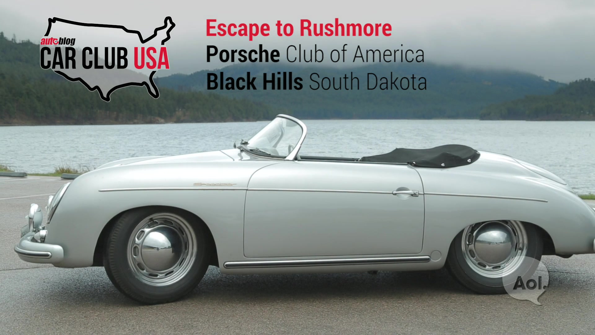 Porsche Club of America Escape To Rushmore | Keystone, SD | Car Club USA