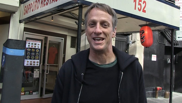 Tony Hawk -- I HATE THOSE HOVERBOARDS ... (They Don't Even Hover!)