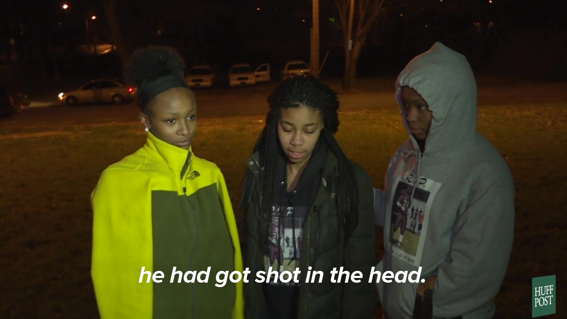 15-Year-Old Gives Life To Save Kids From Gang Shooting