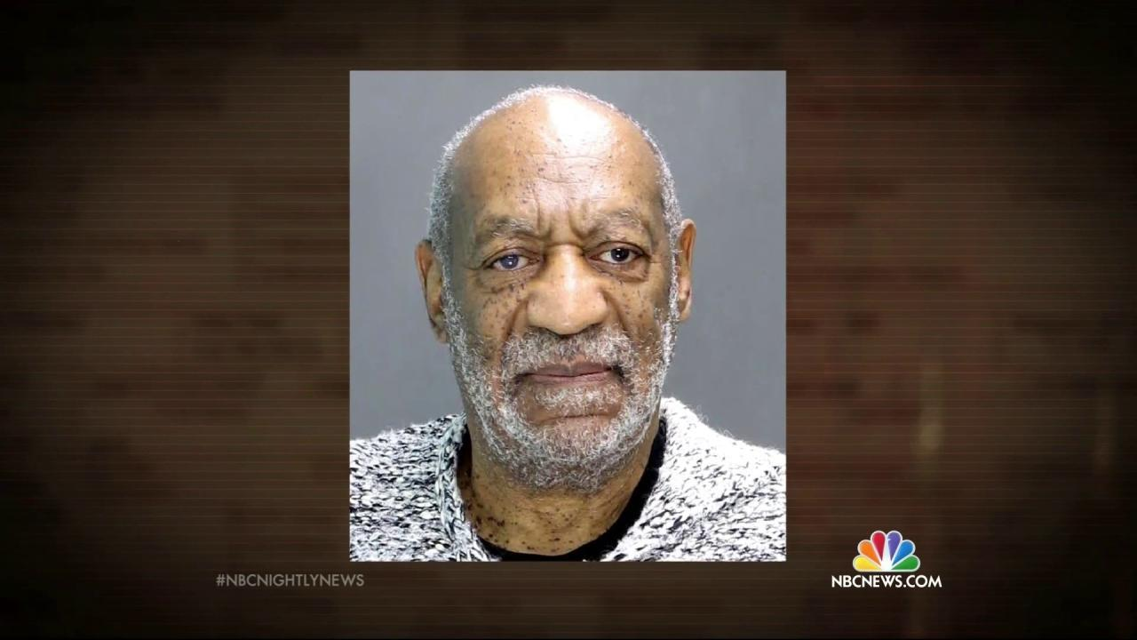 Bill Cosby Free on $1 Million Bail After Sexual Assault Charge