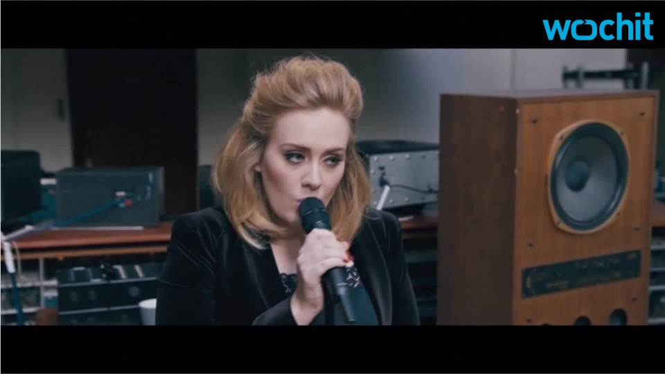 Adele's 25 Was the Best Selling Album of 2015