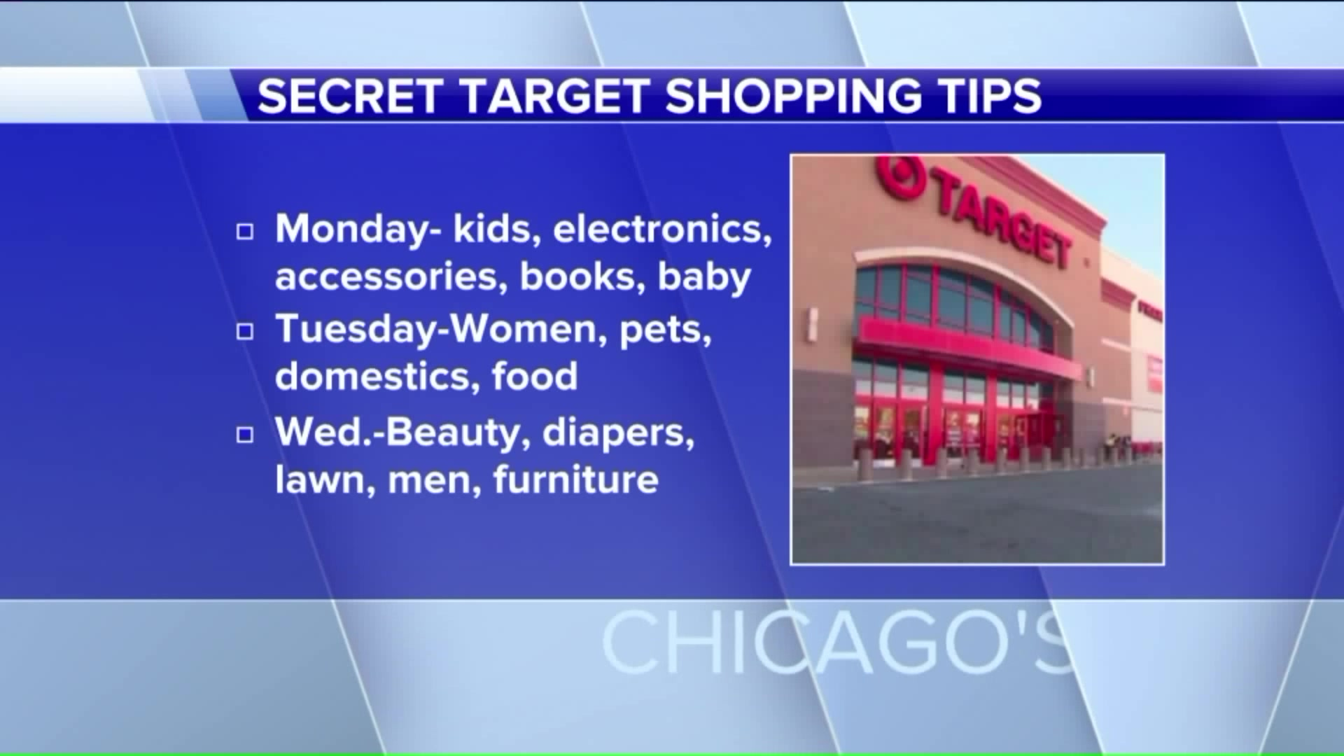 Top 4 Secrets To Shopping At Target