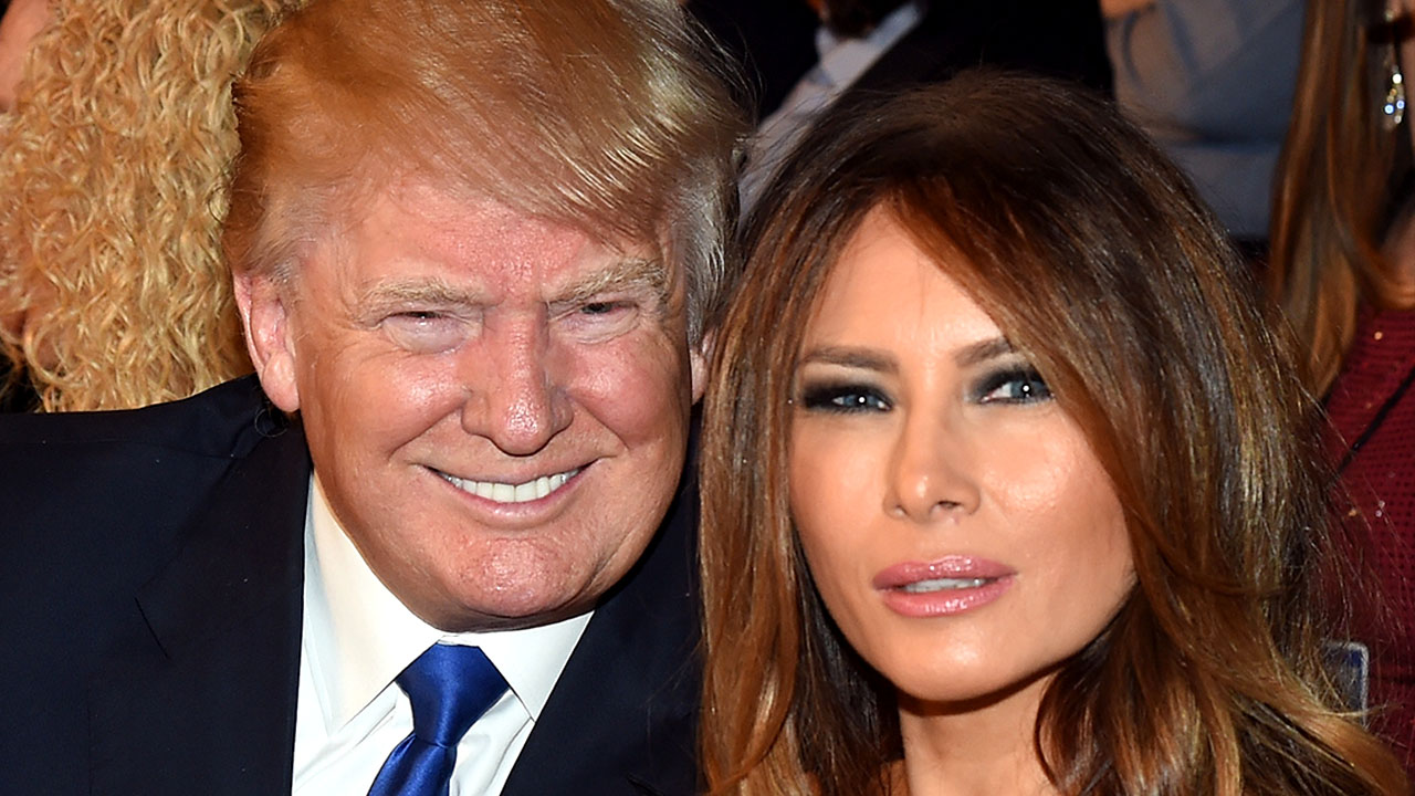 Melania Trump Says She Has No Interest in Donald Trump's Political Career