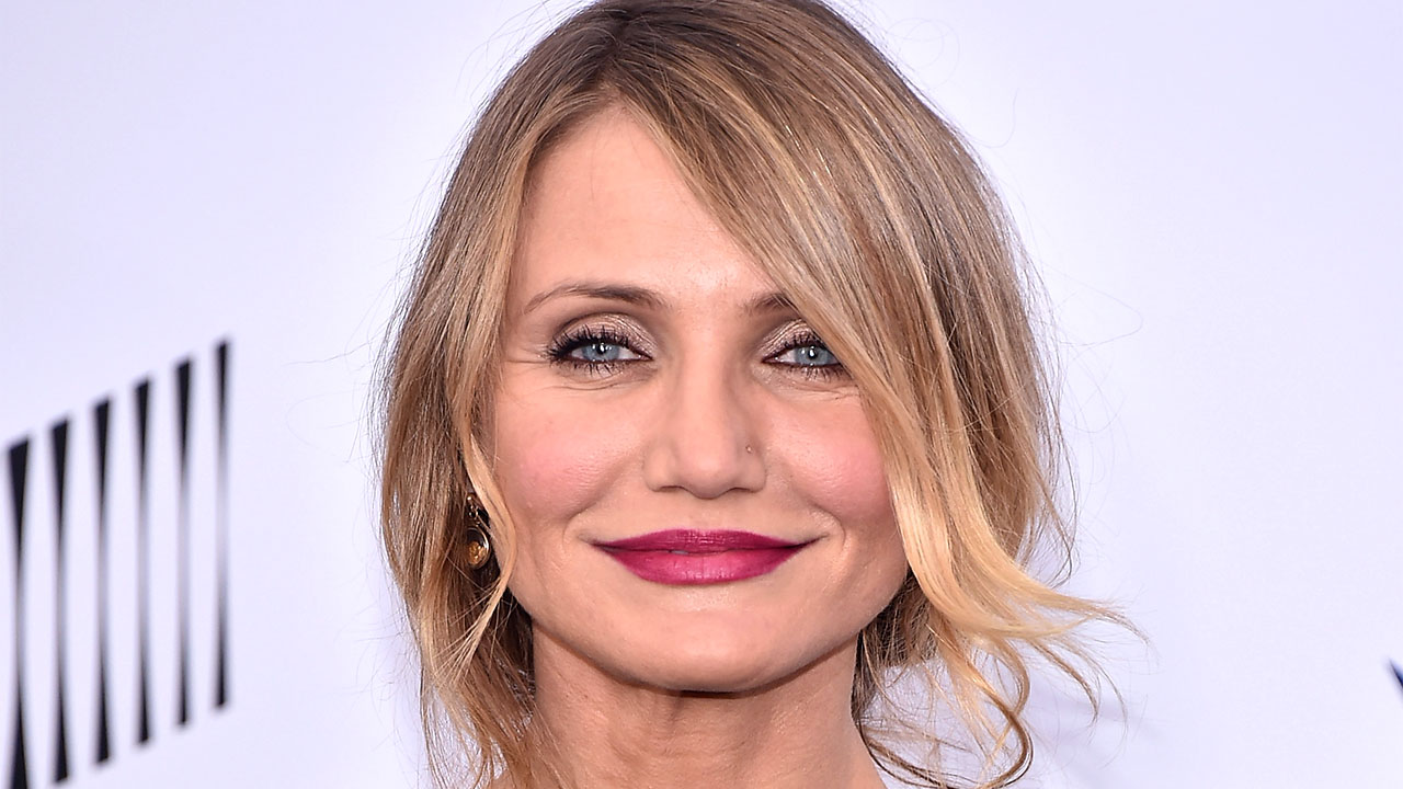 Cameron Diaz Goes Makeup Free on New Book Cover