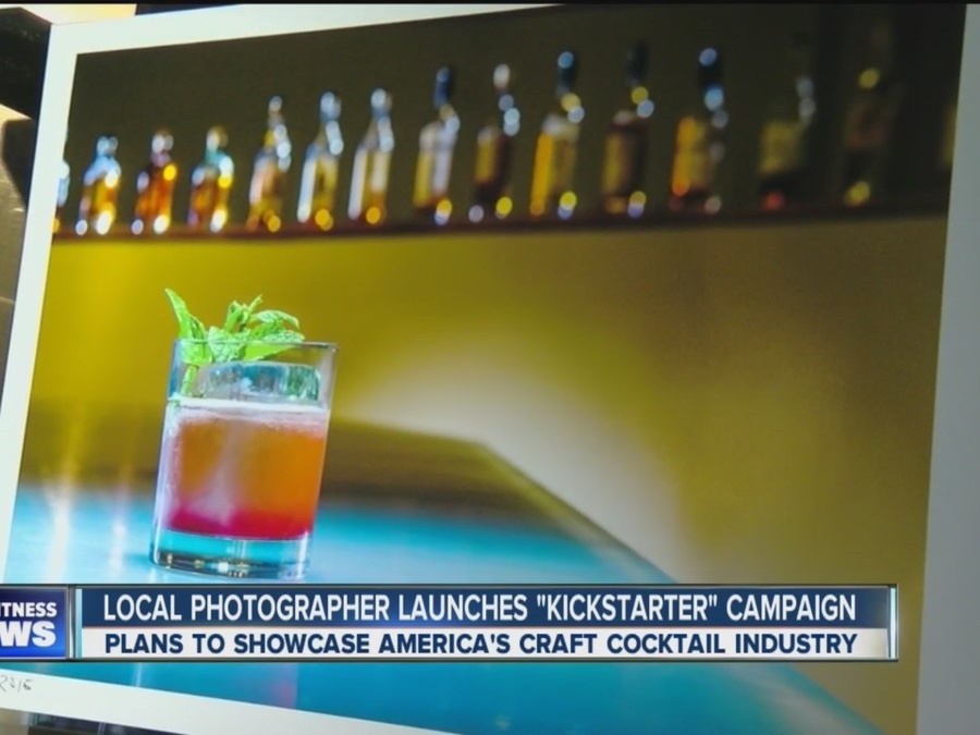 Local Photographer Captures Cocktail Culture