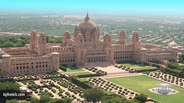 Indian Palace Tops TripAdvisor's List Of World's Best Hotels