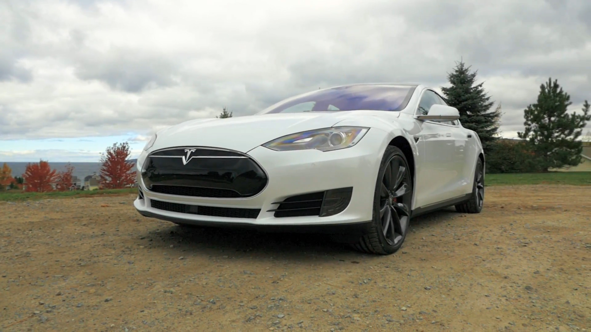 2016 Tesla Model S P90D | Beauty-Roll
