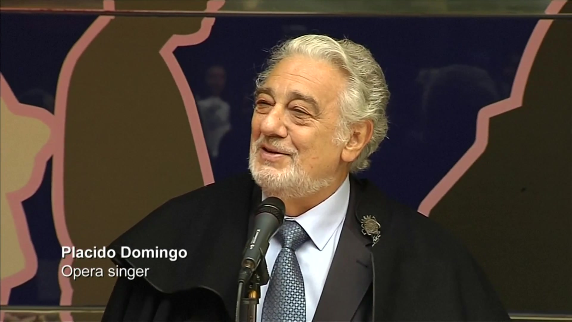 Placido Domingo Unveils His Statue at Madrid Wax Museum