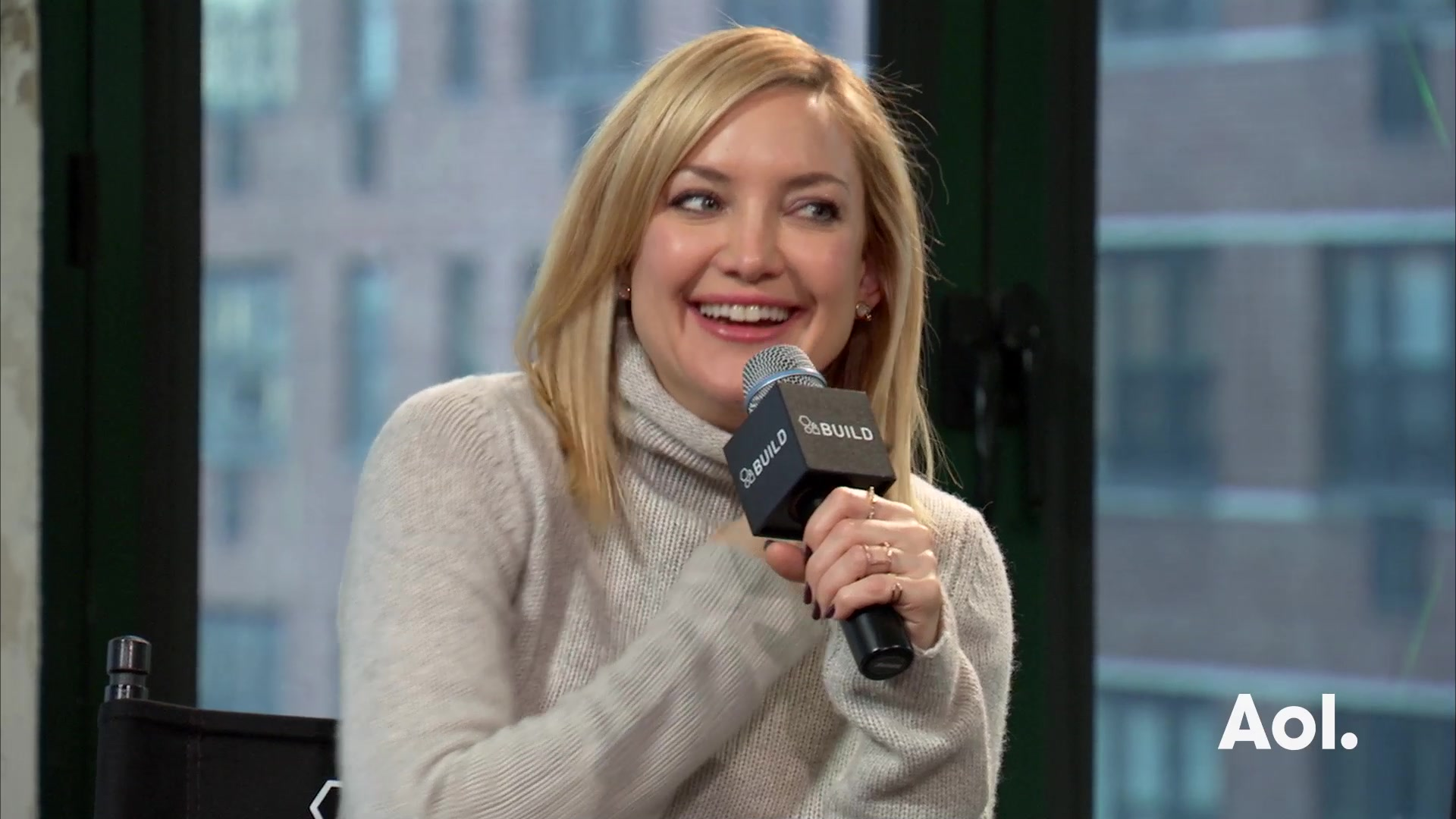 "Kate Hudson on Her Best Gig ""Kung Fu Panda 3"""