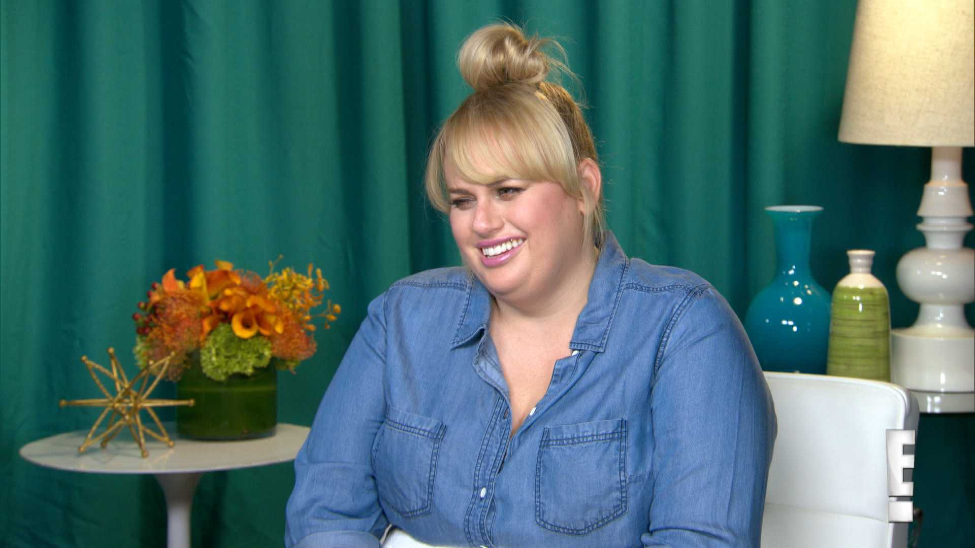 Rebel Wilson on Inspiration for Plus-Size Fashion Line