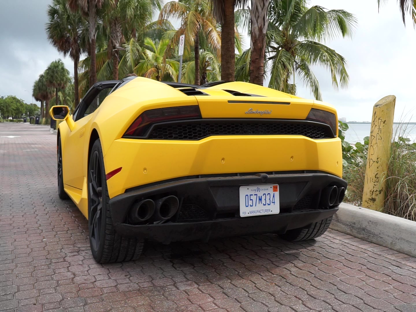 Lamborghini Huracan LP 610-4 Exhaust Note