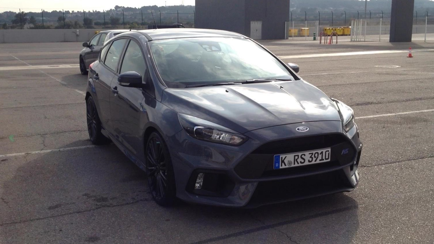 2016 Ford Focus RS Styling | Autoblog Short Cuts