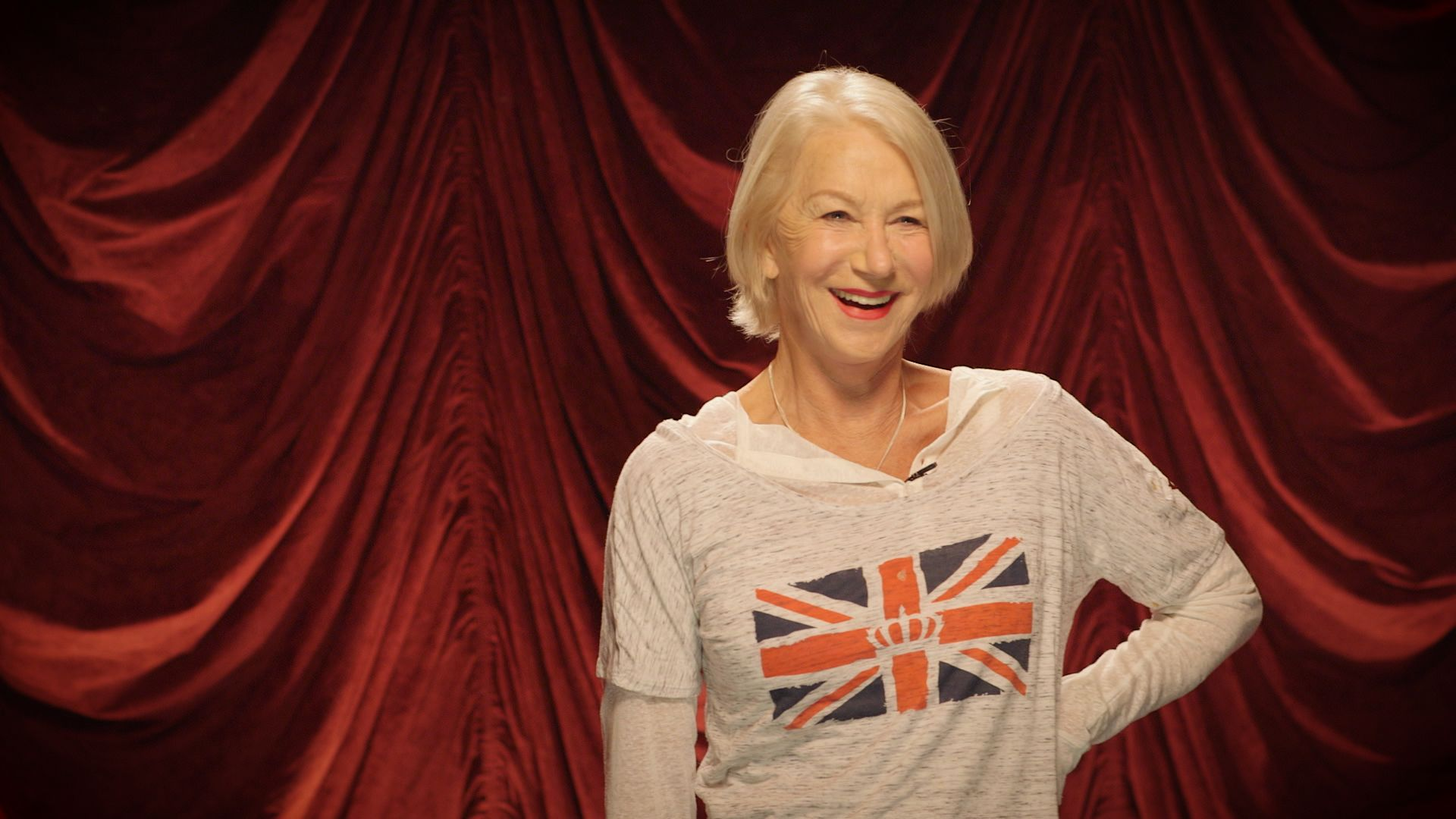 Helen Mirren Is Terrifying with a Whip